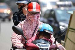 Vietnam suffers extreme heat