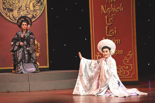 New show honours cai luong to be held in HCM City