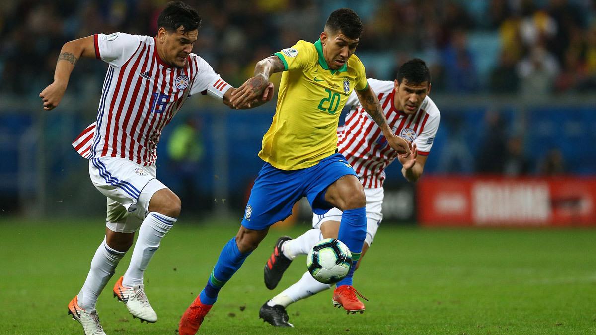 Brazil,Brazil vs Paraguay,Gabriel Jesus,Copa America 2019