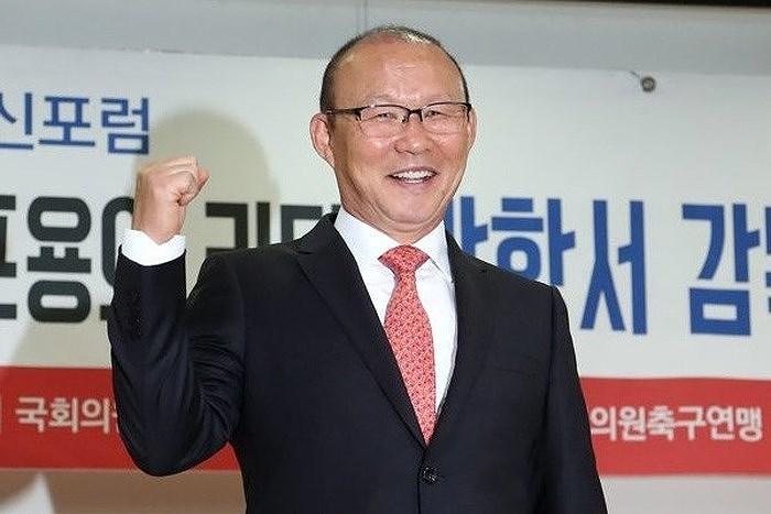 """HLV Park Hang Seo: """"Tôi chưa bao giờ đòi hỏi mức lương cao ở Việt Nam"""""""