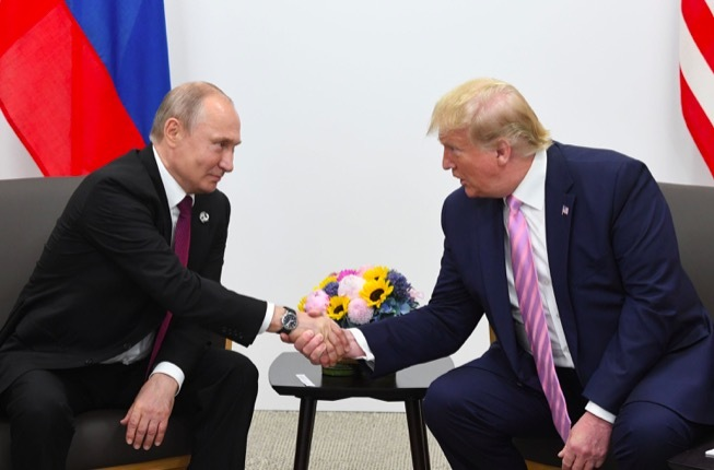 Đề nghị nhỏ của ông Trump với Putin tại G20