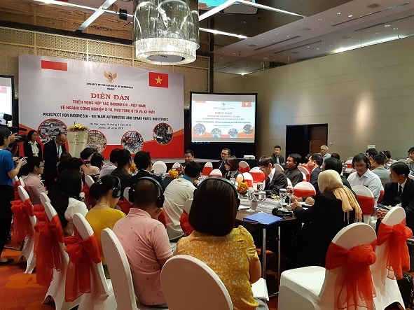 Indonesia muốn tăng đột biến xuất khẩu ô tô vào Việt Nam