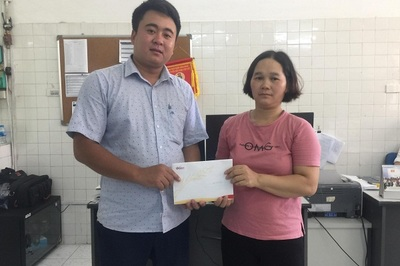 Bạn đọc tiếp động lực giúp em Trương Hoàng Ngọc có thêm cơ hội chữa bệnh
