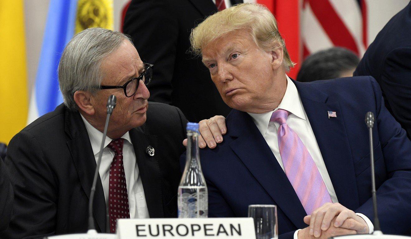 Châu Âu cảnh báo Mỹ-Trung về thương chiến