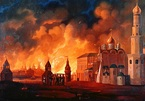 Hé lộ lý do Napoleon không thể làm nổ tung điện Kremlin