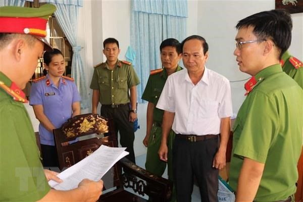 Five State officials in southern Vietnam detained for land mismanagement