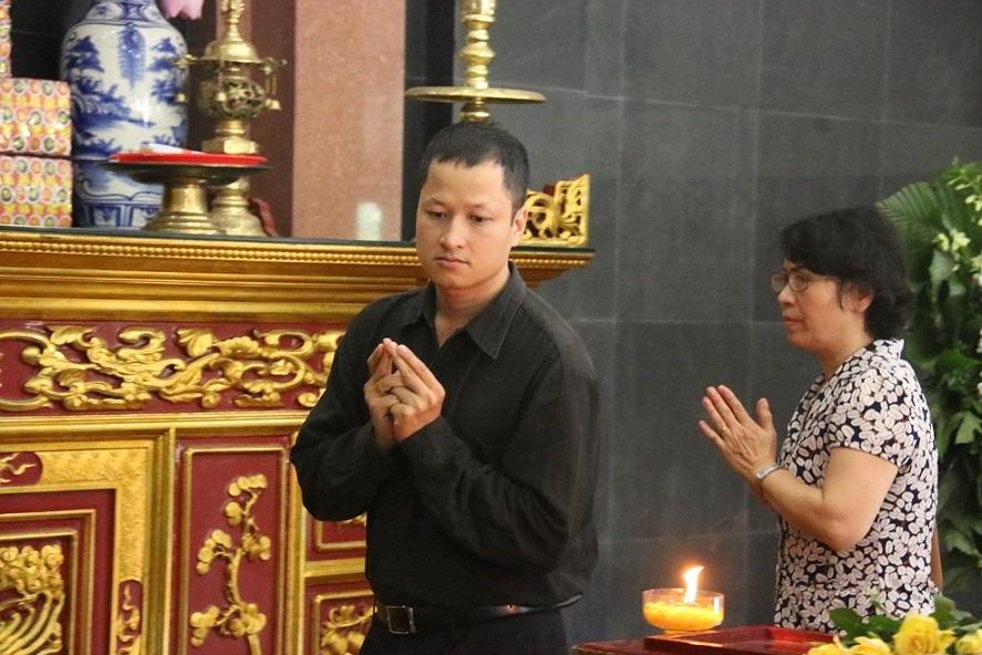 Đám tang xúc động của nhà giáo Phạm Toàn