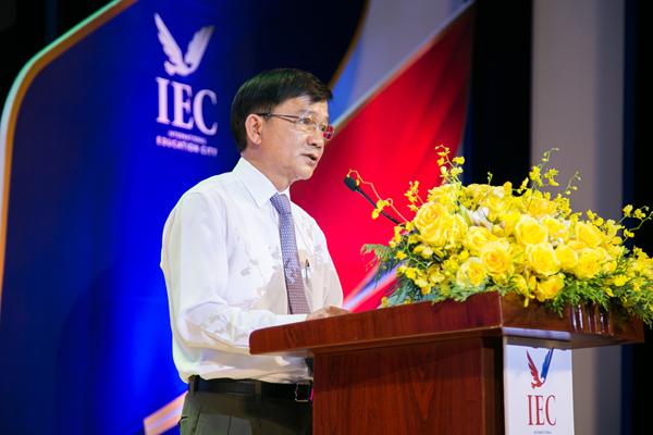 Khánh thành Thành phố Giáo dục Quốc tế - IEC Quảng Ngãi
