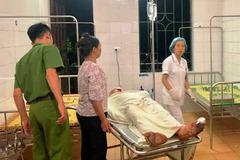 Nam thanh niên chém người ở Nam Định vì mâu thuẫn tình cảm