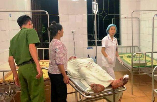 chém người,đánh nhau,ghen tuông,Nam Định