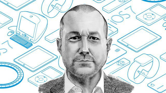 Jony Ive,Apple