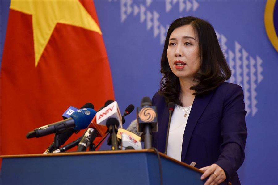 Phản ứng của Việt Nam trước phát biểu của Tổng thống Trump