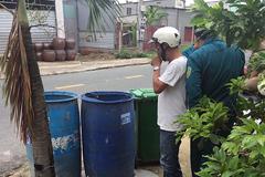 Phát hiện thi thể thai nhi bị vứt trong thùng rác ở Bình Dương