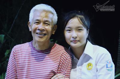 Nữ sinh mong đỗ ĐH để tổ chức đám cưới cho ông bà ngoại