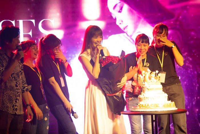 Fan thích thú khi Minh Hằng, Hoàng Thuỳ Linh hát 'Để Mị nói cho mà nghe'