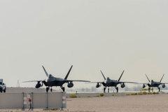 Mỹ điều thêm tiêm kích tàng hình áp sát Iran