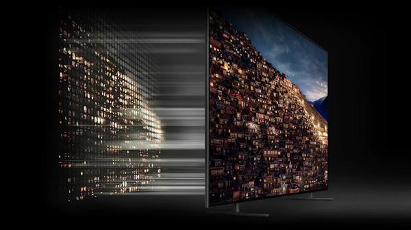 TV thế hệ mới ghi điểm với thiết kế 'tôn dáng' không gian