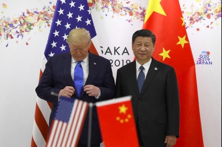 Chủ tịch Tập Cận Bình nhắc ông Trump về ngoại giao bóng bàn