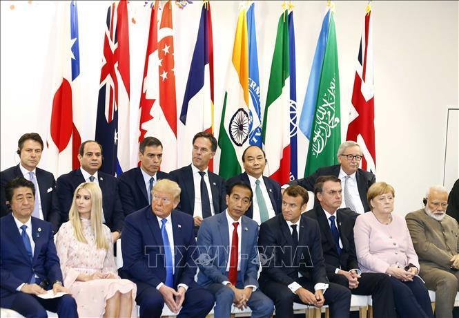 Thủ tướng gặp Tổng thống Nga, Thủ tướng Australia, Tổng Thư ký LHQ