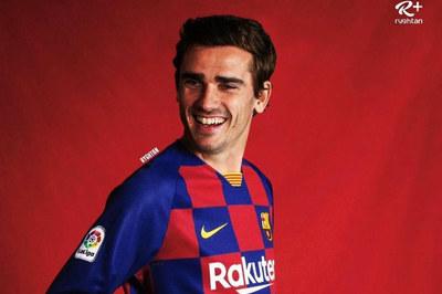 Barca mua xong Griezmann, ra mắt ngày 10/7