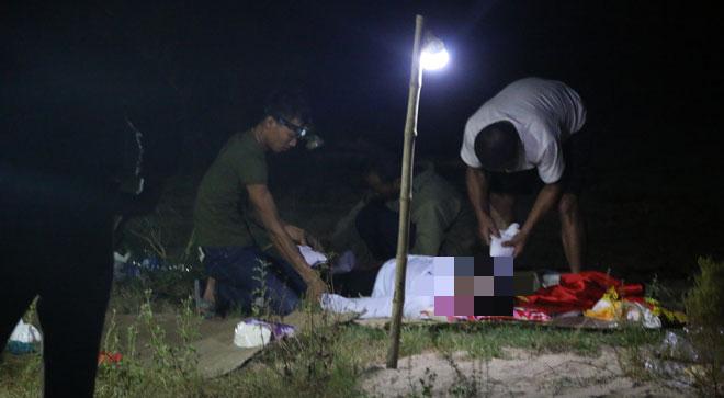 Cụ ông 93 tuổi ở Nghệ An chết đuối thương tâm khi tắm sông