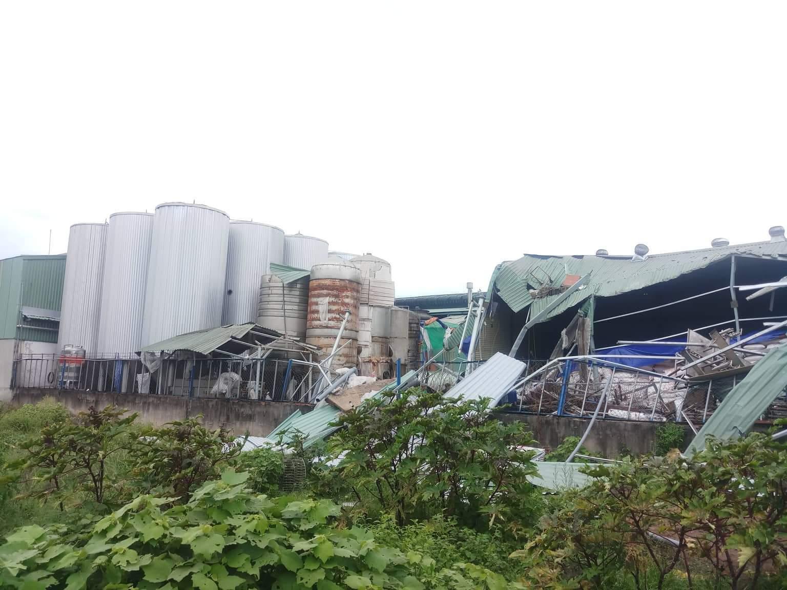 Nổ lớn trong công ty bia ở Bình Dương, 1 người chết