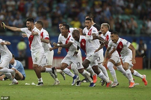 Xác định 2 cặp bán kết Copa America 2019