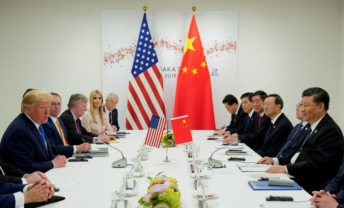 Ông Trump xác nhận kết quả cuộc gặp với Chủ tịch Tập