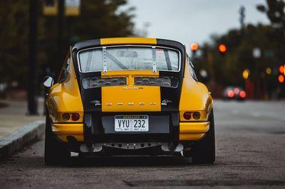 Ngắm hàng hiếm Porsche 911 đời 1967 đẹp hoàn hảo