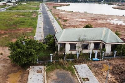 Khu đô thị Đông Sài Gòn hơn 10 năm hoang vắng