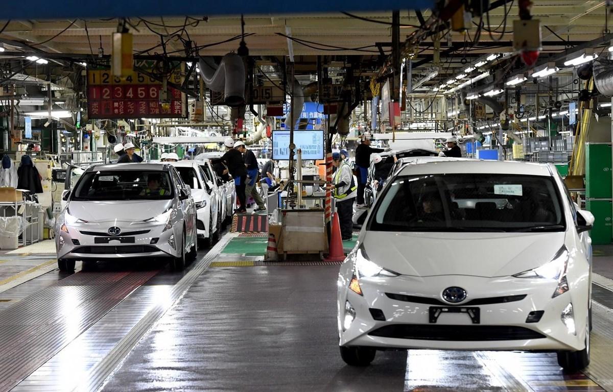 Toyota,ô tô Indonesia