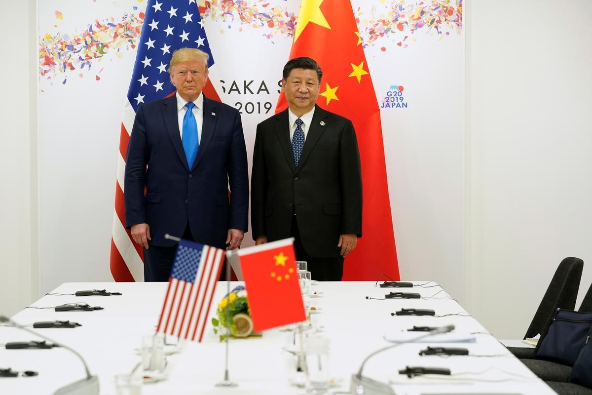 Hội nghị G20,Hội nghị G20 năm 2019,Hội nghị thượng đỉnh G20,Donald Trump gặp Tập Cận Bình,Donald Trump,Tập Cận Bình,Mỹ,Trung Quốc,Mỹ - Trung,Chiến tranh thương mại Mỹ - Trung