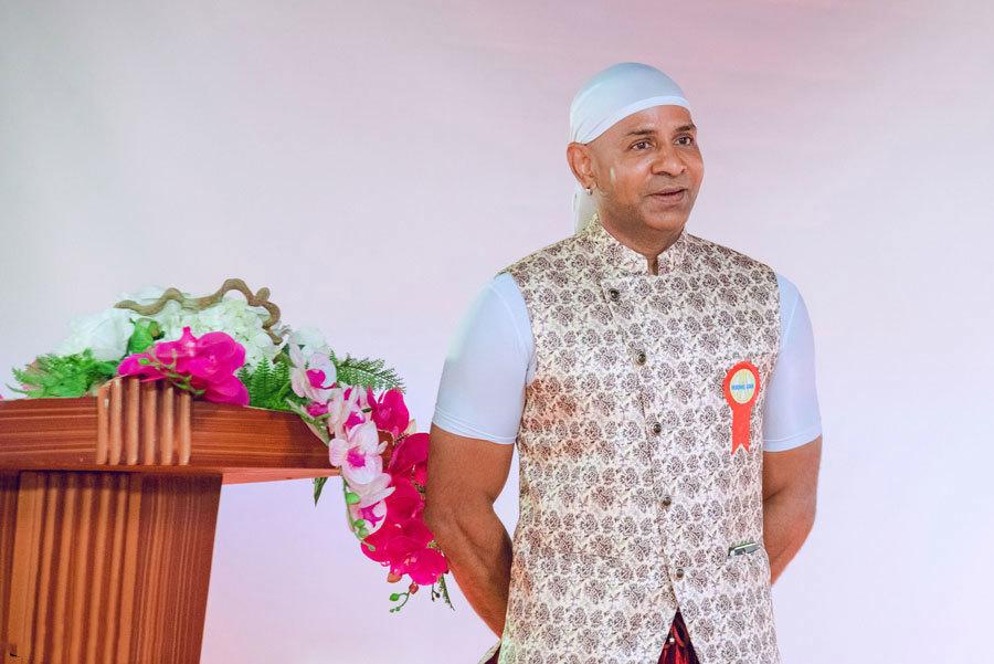 Master Kamal tới Hà Nội truyền cảm hứng tập Yoga