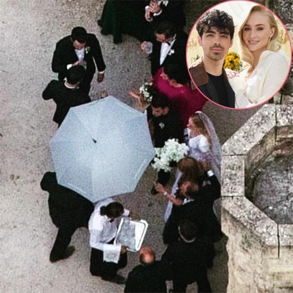 Đám cưới cổ tích ở lâu đài Pháp của Joe Jonas và mỹ nhân 'Game of Thrones'