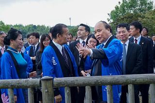 Minh chứng sống động sự kết nối bền chặt giữa nhân dân Việt - Nhật
