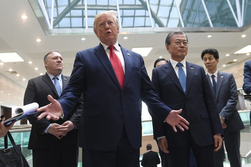 Mỹ,Hàn Quốc,Triều Tiên,Kim Jong Un,Donald Trump
