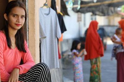 Cuộc sống của những đứa trẻ trong 'ngôi làng không có mẹ'
