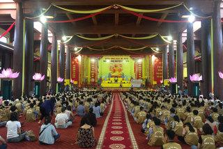 Hơn 600 khóa sinh tham dự chương trình 'Gieo hạt Bồ Đề' lần 2