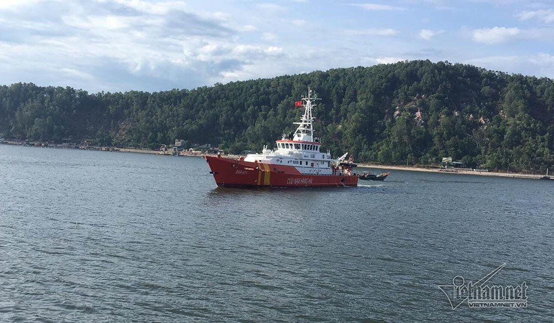 thuyền viên,chìm tàu,cứu hộ,Nghệ An