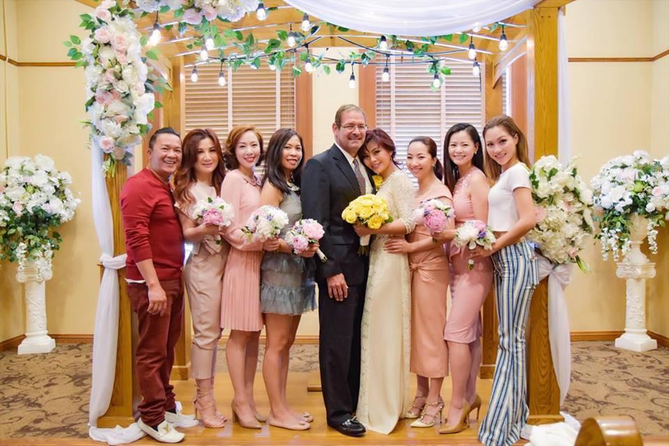 Sau hôn nhân 19 năm, Ngọc Anh 3A lại hạnh phúc vì có chồng Tây yêu chiều