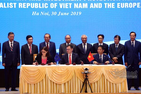 'Tuyến đường cao tốc' nối gần châu Âu và Việt Nam