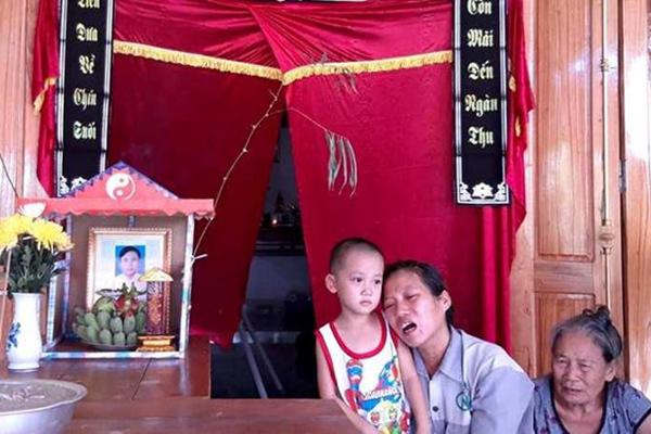 Bí thư chi đoàn ở Nghệ An tử vong vì kiệt sức thức thâu đêm bơm nước