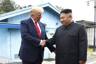 Cuộc gặp 'ngẫu hứng' Trump-Kim, Lịch sử hay biểu tượng?