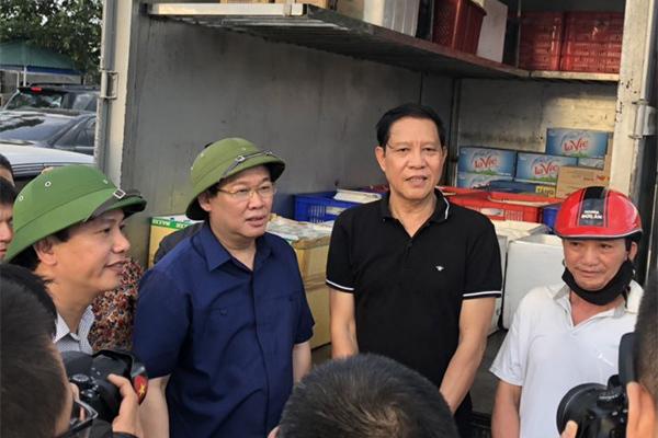 cháy rừng,cắt điện,nắng nóng,Phó Thủ tướng,Vương Đình Huệ