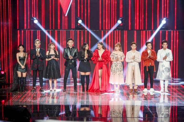 Giọng hát Việt 2019,Tuấn Hưng,Thanh Hà,Tuấn Ngọc,Xuân Đạt,Misthy