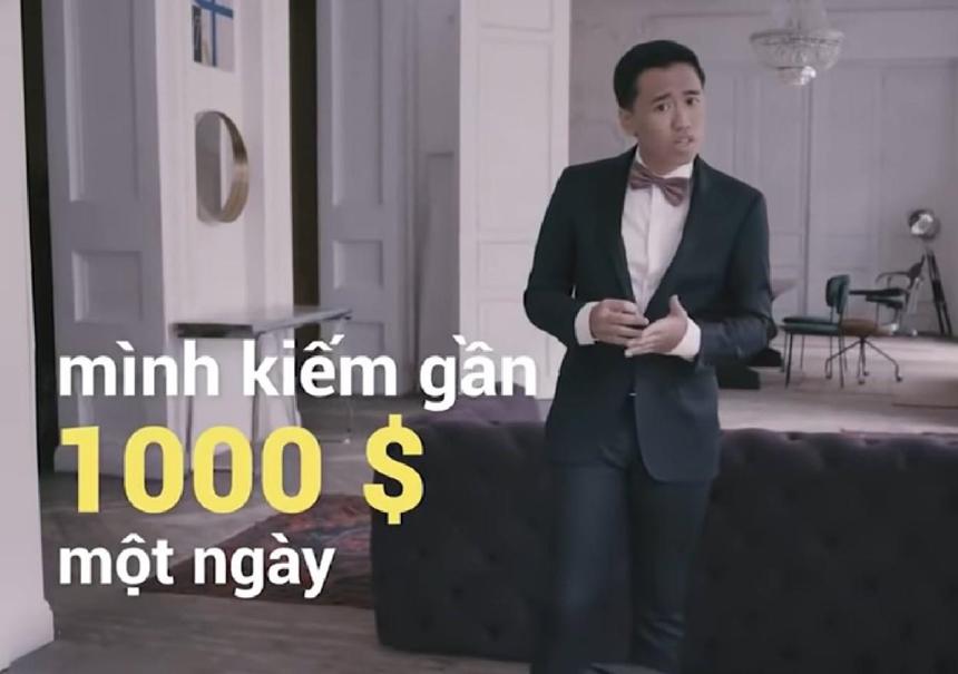 binomo,đánh bạc,YouTube,lừa đảo,tiền ảo