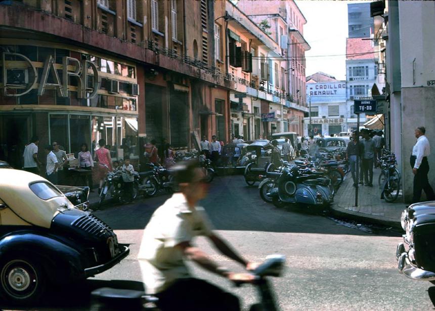 Hơn 1 tỷ đồng/m2 dọc con đường dài 90 m ở Sài Gòn