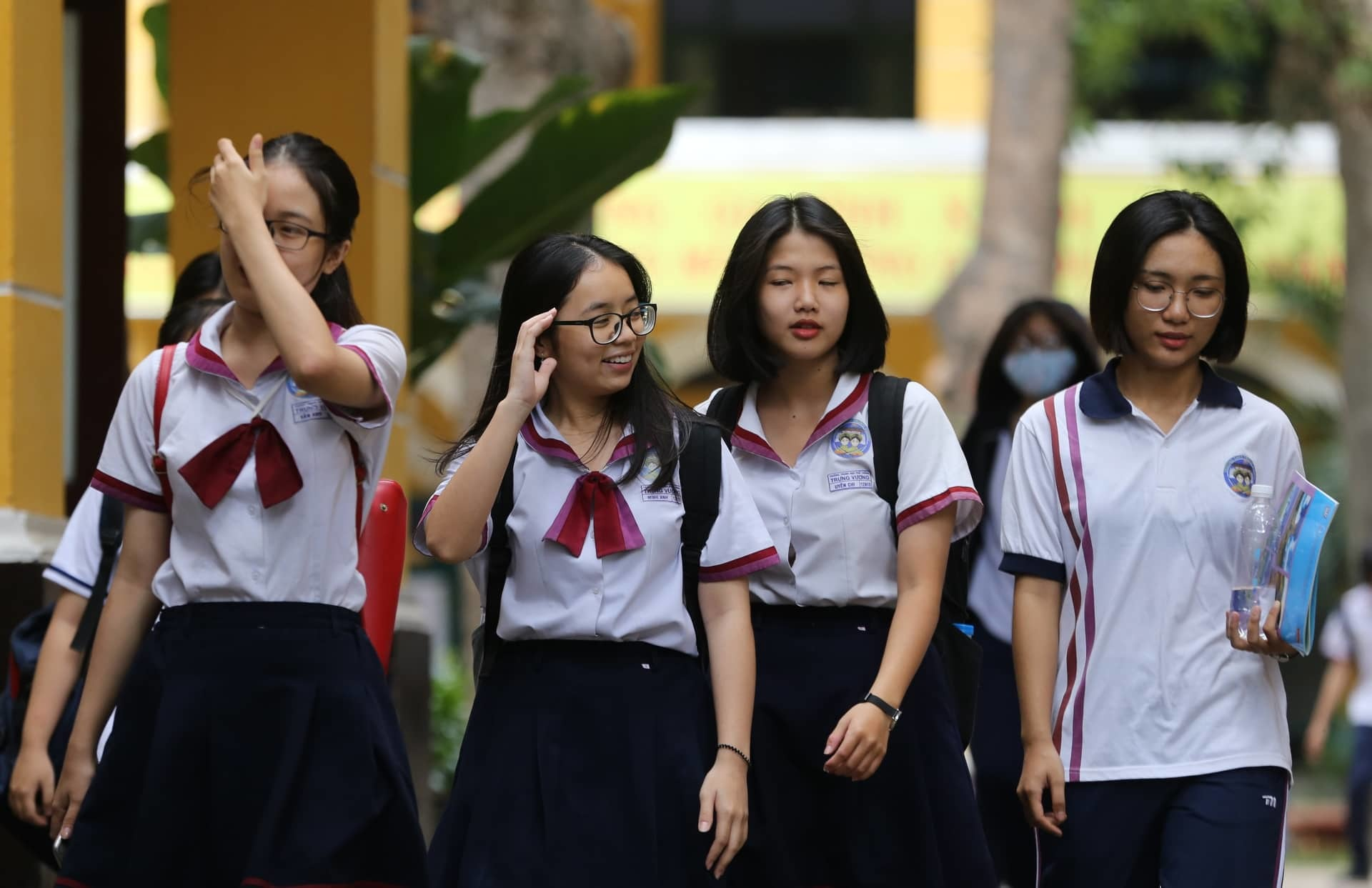 Bộ Giáo dục dự kiến công bố đáp án các môn trắc nghiệm hôm nay