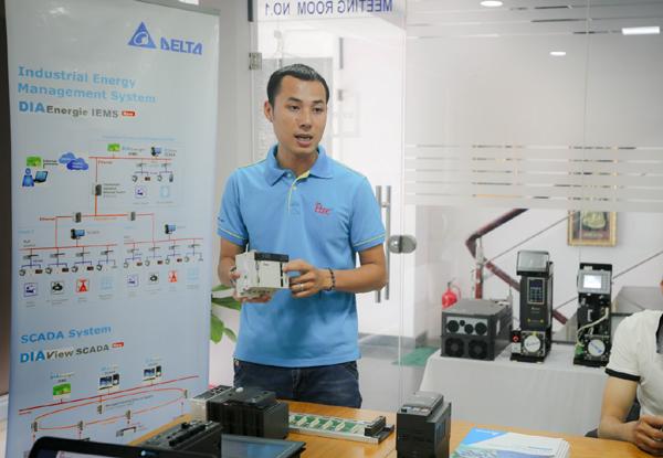 Công nghệ thông minh Đài Loan được lòng nhà sản xuất Việt