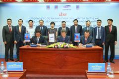 PV GAS ký các hợp đồng thúc đẩy chuỗi dự án khí điện LNG Thị Vải - Nhơn Trạch
